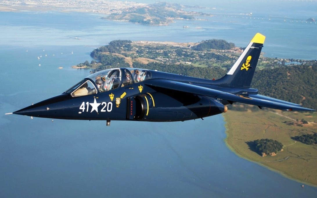 Alpha Jet Aircraft Wallpaper 1