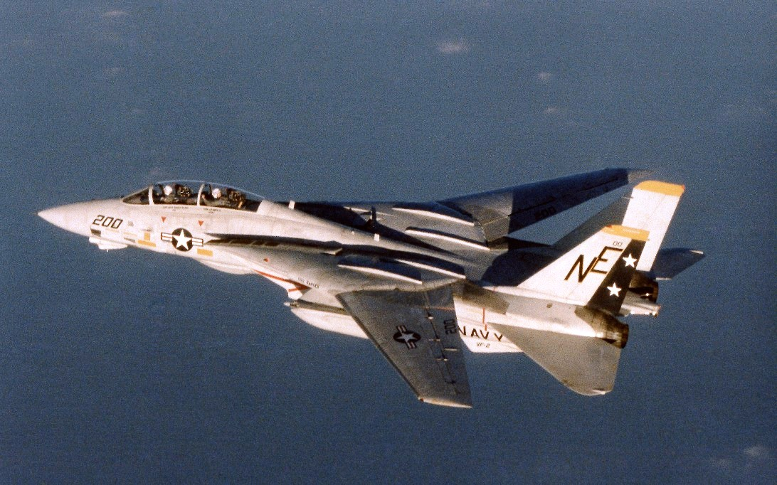 F-14 Tomcat Jet Fighter Wallpaper 4