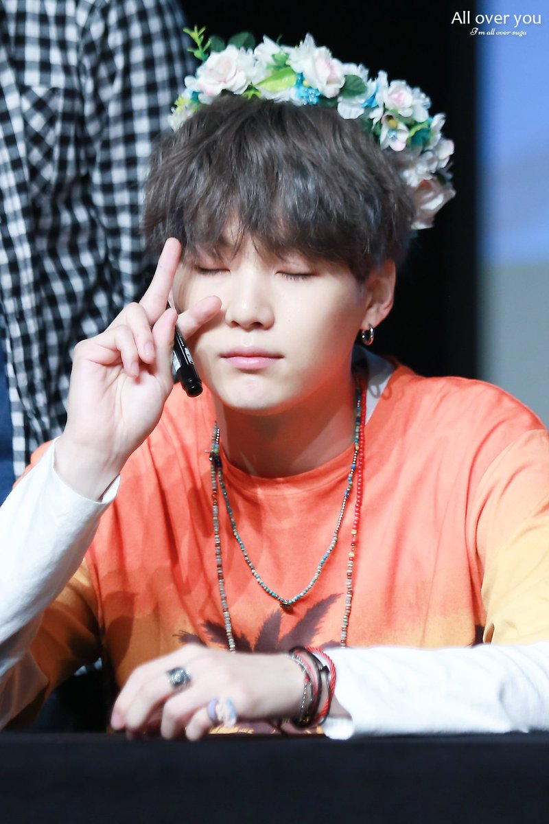 BTS Suga Challenges His Fans To Bring Weird Gifts, Here's