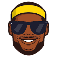 Download Lebron Sticker for Whatsapp Basketball Emoji Free for ...
