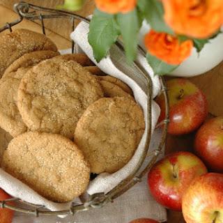 Pumpkin Spice Brown Butter Brown Sugar Cookies