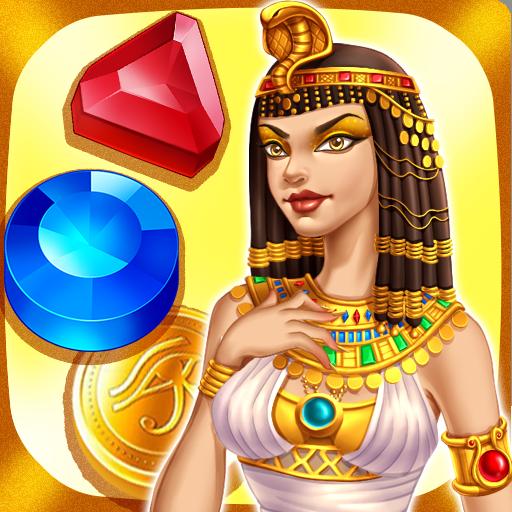Diamond Clash Pharaoh & Cleopatra