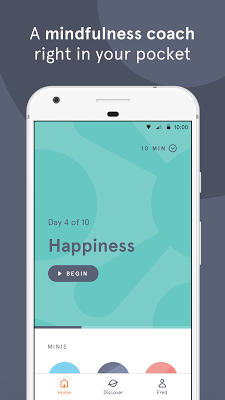 Headspace: Guided Meditation & Mindfulness - screenshot