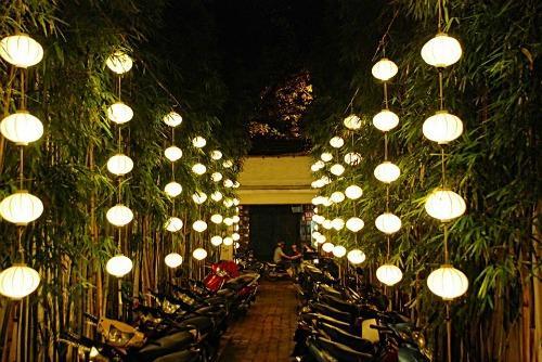 Trang trí cafe sân vườn - xu hướng mới của thời đại