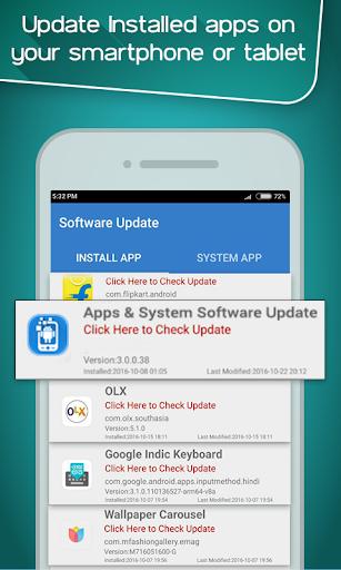 App Update Checker 1.18 screenshots 2