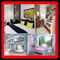 small bedroom ideas icon