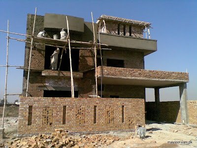 Grand Pakistan: My experiences of house construction II