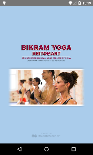 Bikram Hot Yoga Britomart