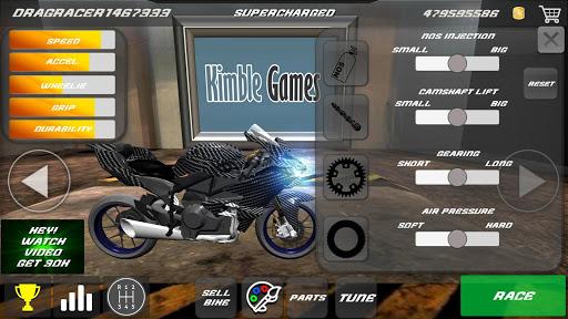 Drag Bikes - Realistic motorbike drag racing game 3.0 screenshots 4