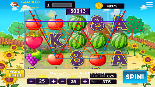 Fruity Slots – Fruit Eze Triple Double Slot 3