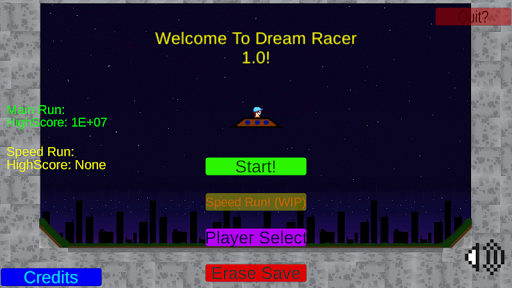 Screenshot for Dream Racer V1 in United States Play Store