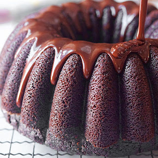 Chocolate Fudge Bundt Cake Recipe