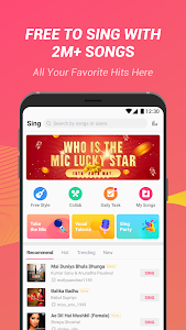 StarMaker: Free to Sing with 50M+ Music Lovers 7.4.5