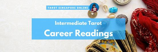 Intermediate Tarot: Career Reading