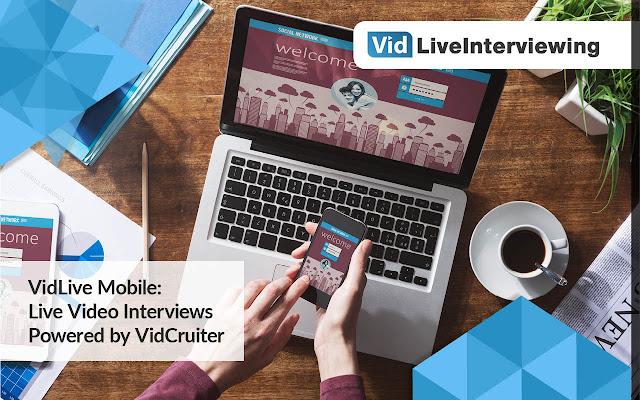 VidCruiter Screensharing
