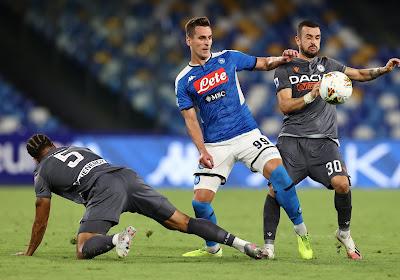 La Juventus a trouvé le remplaçant de Gonzalo Higuain du côté de Naples