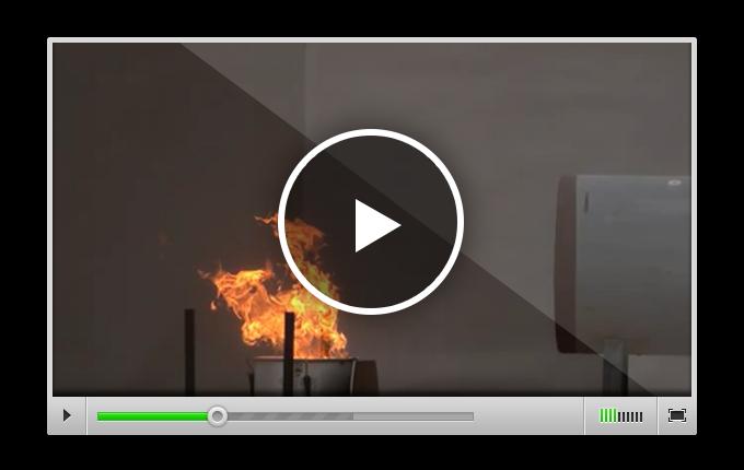 Борьба с пожарами с помощью огненных взрывов возможна: доказано компьютерным моделированием