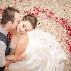 Rose by Valerie Meyer - Wedding Bride & Groom ( gauteng, petri and amouri wedding, pretoria, val meyer photography, south africa, luig giano )