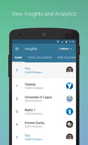 android KingsChat SuperUser Screenshot 3