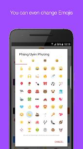 Mauf – Messenger Color & Emoji 4