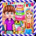 Ice Cream and Cake Shop icon