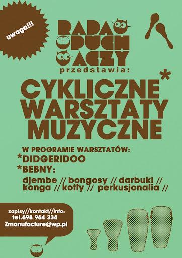 Cykliczne Warsztaty muzyczne Białystok