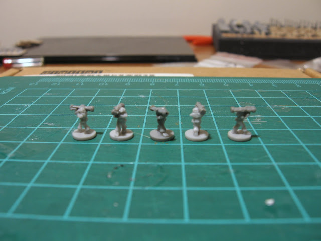Cadians with Missile Launchers