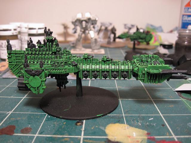 Battle Barge