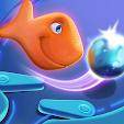Goldfish Pinball Blast icon