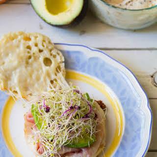 Ham and Cheese Breakfast Panini.