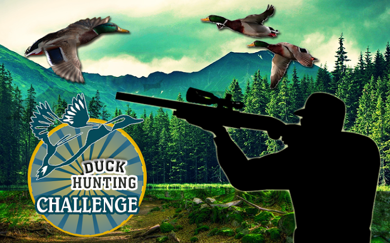 android Duck Hunting Challenge Screenshot 0
