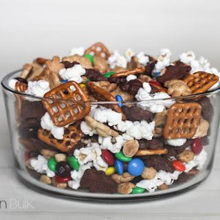 Honey Maid Teddy Graham Snack Mix.