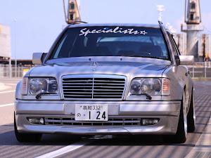 Eクラス ステーションワゴン W124のカスタム事例画像 haruhiko  specialists☆さんの2020年08月16日08:14の投稿
