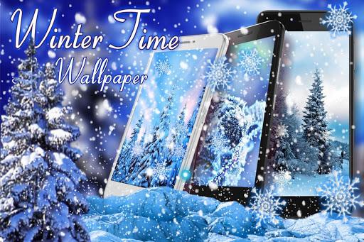 Winter Time Live Wallpaper 1.2 screenshots 1