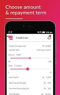 Loan App for Instant Personal Loan Online - NIRA Screenshot