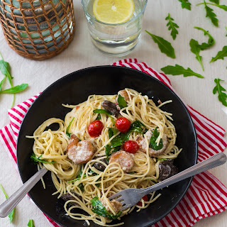 Italian Seafood Entrees Recipes