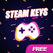 Gamekeys - free Steam keys