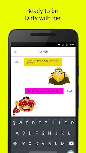 Adult Dirty Emojis 1.0 screenshots 5