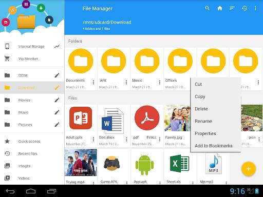 File Manager screenshot 10