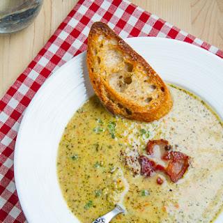 Broccoli Cheddar Soup No Flour Recipes