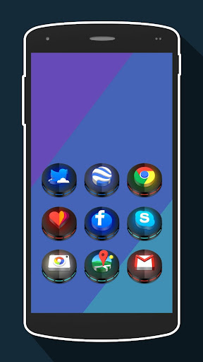 Neon 3D icon Pack