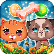 Game Match 3 - Pet Paradise Party APK for Kindle