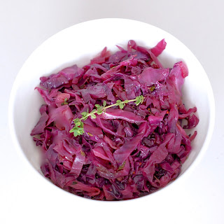 Sweet And Sour Red Cabbage With Apples Recipes