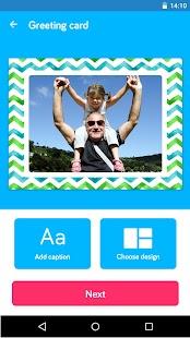 Touchnote Screenshot 2