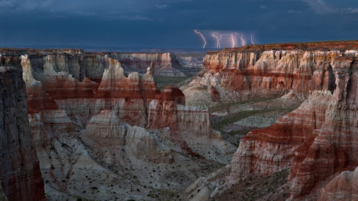 Storm Over Coal Mine Canyon, Tuba City, Navajo Nation, Northern Arizona.jpg