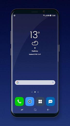 ... Theme for Galaxy Note FE Launcher | Live Wallpaper screenshot 2 ...