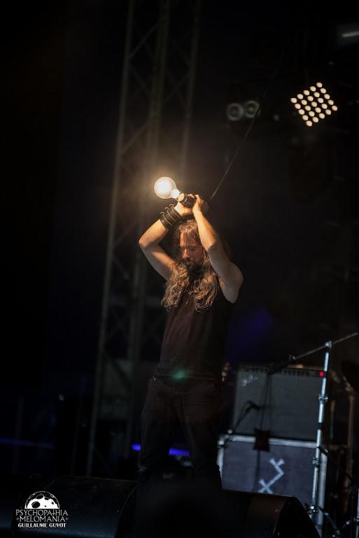 Aluk Todolo @Motocultor Festival 2017, Saint-Nolff 18/08/2017
