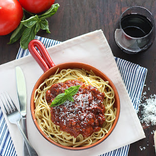 Spicy Spaghetti Meat Sauce Recipes