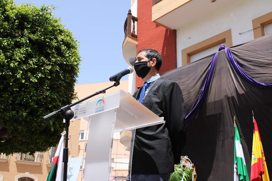 Concejal del Ayuntamiento de Huércal de Almería.