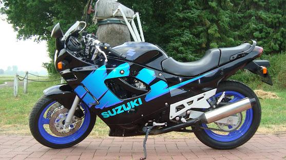 suzuki GSX 600 F-manual-taller-despiece-mecanica